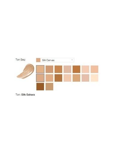 Clinique Clinique Superbalanced Silk Makeup Spf15 Ultra Sıvı Ve Hafif Yapılı Silk Canvas Fondöten 30 Ml Renksiz